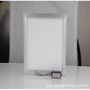 10w-35w lámpara de techo de panel plano led 2700K